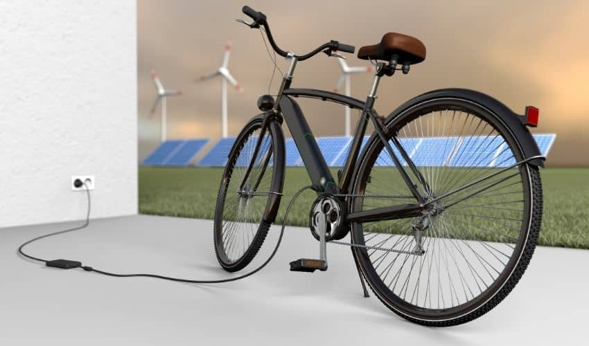 where to store your electric bikes